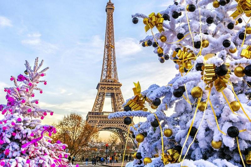 видами жалюзи открытка рождество в париже учел восьмимесячное нахождение